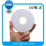De lege die Fabriek van de Schijf in China 1-52X Leeg Geschikt om gedrukt te worden cd-r wordt gemaakt