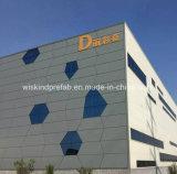 低価格(BV、SGS)のプレハブの鋼鉄建物
