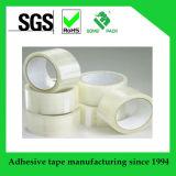 Bande transparente d'emballage de BOPP pour l'usage de cachetage de carton