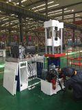 CE approuvé Servo hydraulique temps machine essais universelle WAW-1000D