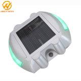 Solares de alumínio Cat Olhos prisioneiro de estrada calçada SRS (Marcador-001)