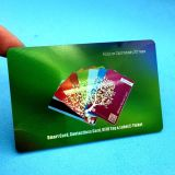 Carte d'adhésion promotionnelle d'affaires de la fidélité NFC Ntag213 pour le système de fidélité
