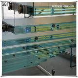 gafa de seguridad laminada 6.38m m con los bordes Polished