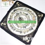 90*90cm 100% Seide-Form-Dame Square Scarf mit gedrucktem Bandana