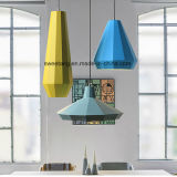 Iluminación de interior de la lámpara pendiente de la lámpara de la decoración en aluminio