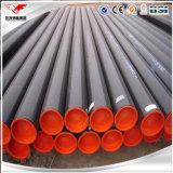 Il fornitore di Tianjin fornisce il tubo d'acciaio di ERW per i materiali da costruzione