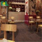 Lieu public lâche de jeter le Bois Plastique Vinyle-de-chaussée, ISO9001 Changlong Clw-39