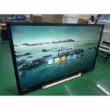 75 plein HD panneau d'affichage élevé de contact d'écriture de main d'écran de pouce avec le logiciel