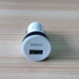 De draagbare Mobiele Lader van de Auto USB van de Lader QC2.0 voor Samsung/iPhone/iPad