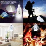 Camping를 위한 7W Solar Powered LED Rechargeable Emergency Bulb