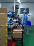 접착제/접착제/RTV 실란트 수채화 물감 포장 관을%s 빈 알루미늄 접을 수 있는 관