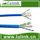 Câble LAN de CAT6 UTP en câble du réseau 24AWG de 305m