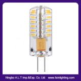 1,8 W12V AC/DC12V la bombilla LED Mini G4 para reemplazar la lámpara halógena
