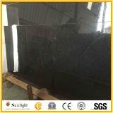 Природные дешевле черно-белого и серого гранита плитки для установки вне помещений