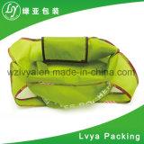 Poliestere/sacchetto di nylon della lavanderia del Drawstring con stampa su ordinazione