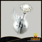 Lampada da parete a cristallo del più nuovo fiore moderno di modo Bx-0825/1