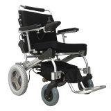 경량 힘 전자 휠체어 Foldable 폴딩 전자 휠체어