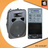15 Spreker pS-1015cbt van de FM EQ van Bluetooth van de duim de 5baste Actieve PRO