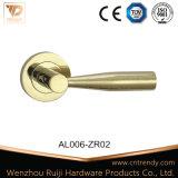 Poignées de porte en aluminium de qualité interne de la poignée de verrouillage de porte (AL214-ZR13)