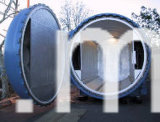 ガラスの薄板になる生産のための3X5mガラスのオートクレーブ