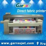 La producción en masa Garros Ajet-1601d impresora de tinta reactiva el tejido de la correa de la máquina de impresión