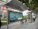 Настраиваемые Keenhai остановка автобуса из нержавеющей стали для установки вне помещений в хорошем цена