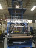 ABC de 1400m m 3 capas de la máquina que sopla de la película con la devanadera manual doble de la fricción