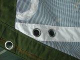 Coperchio resistente personalizzato della tela incatramata di tela di canapa di formati
