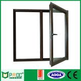 Prijs van het Openslaand raam van het Aluminium met Ce- Certificaat