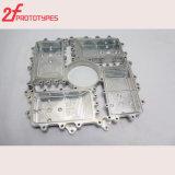 Fachkundiges kundenspezifisches CNC maschinell bearbeitetes Al CNC-Teil