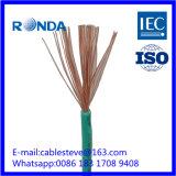 flexibles elektrisches kabel des elektrischen Kabels der preiswerten kupfernen Kern Belüftung-Isolierung