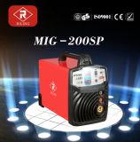 Inversor IGBT MIG/MMA com soldador certificado CE (MIG-160SP/180SP/200SP)