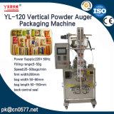 De Vullende en Verpakkende Machine van de verticale Zak van het Poeder voor Capsule (yl-120)