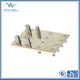 Pieza de sellado de aluminio del hardware del metal de hoja de la alta precisión de los equipamientos médicos