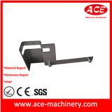 Fabricación de metal de hoja del surtidor de China de la pieza del corchete de la TV
