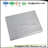 산업 알루미늄 단면도