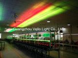 Vello exterior impermeable RGBW LED PAR puede etapa luminoso (LED 412PSD II)
