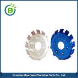 Hartes Anodzied Aluminiumlegierung CNC-drehenmotorrad zerteilt Bcr140
