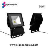 세륨 RoHS IP65 Versat 200W 유연한 LED 플러드 전등 설비