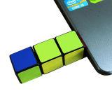 Vara feita sob encomenda da memória da promoção da movimentação do flash do USB da amostra livre do cubo de Rubik