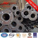 Q345 Pali d'acciaio galvanizzati elettrici fatti in Cina per il trasporto di energia
