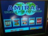 El Multigame 5 en 1 máquina de juego video de fichas de la ranura de la arcada popular en México