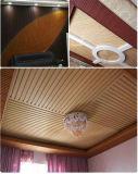 Dekorative Plastikblatt-Marmor-Entwurf Belüftung-Decken-Wand