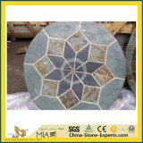 Natural Stone Farming Slate Stone for Paving/Flooring/Wall/Cladding/Garden (Split/Honed/Polished/Black/Grey/Red/Rusty/White/Green/Yellow/Beige/Brown/Roofing)
