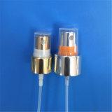 Pescoço 20 Subtransparent Cosméticos Perfume de embalagens de plástico Micro Mini-fina névoa da Bomba do Pulverizador