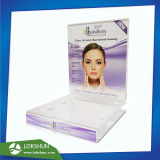 Impression numérique de l'acrylique/PMMA Affichage de comptoir pour produits cosmétiques, produits de soin présentoir acrylique