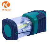 옥외 하이킹 손전등 하이킹을%s LED 손전등 최고 강력한