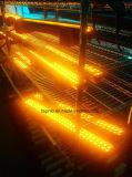 Venta caliente en nosotros 12V/24V de 21,5 pulgadas blanco y amarillo Barra de luces LED de color dual