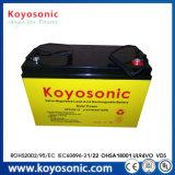 Bateria solar da bateria 2V 1500ah da célula solar da bateria 48V 300ah