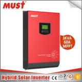 Breiter PV-Input-Spannungs-maximaler 145V populärer Solarinverter 4000watt